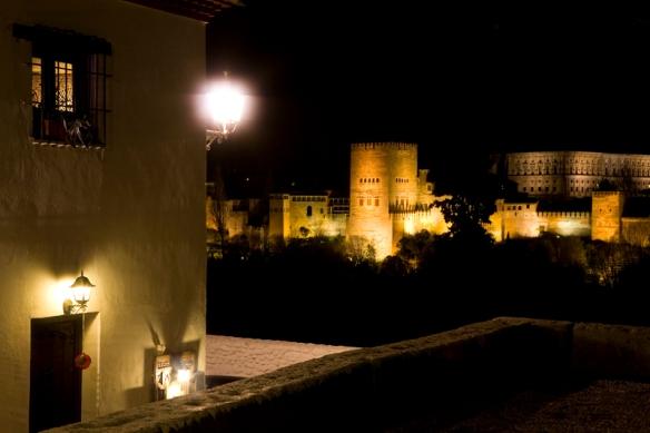 Alhambra desde San Nicolás