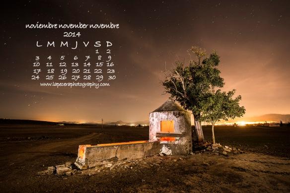 calendario noviembre2014