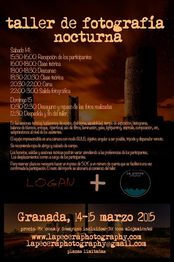 Programa nocturna Loganth