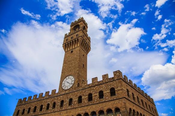 Florencia Palazzo Vecchio