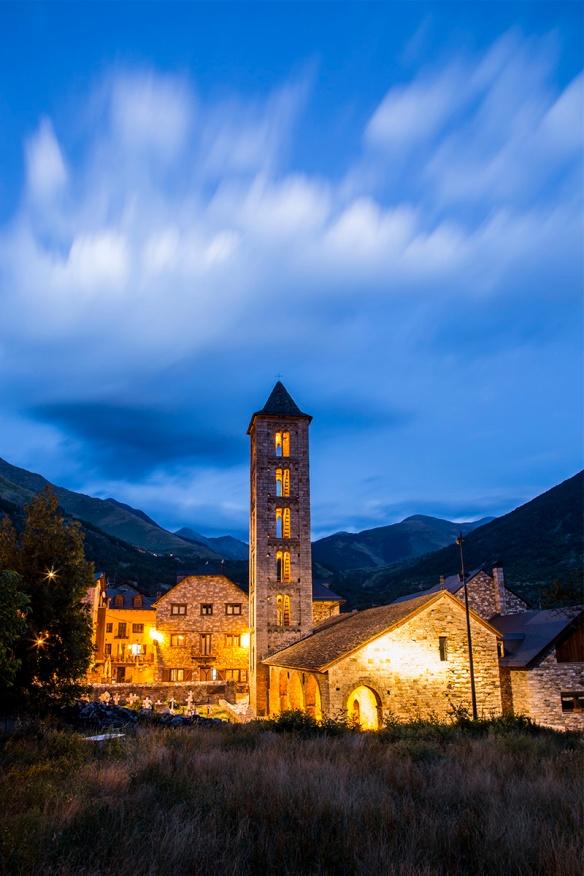 Iglesia románica Erill la Vall2