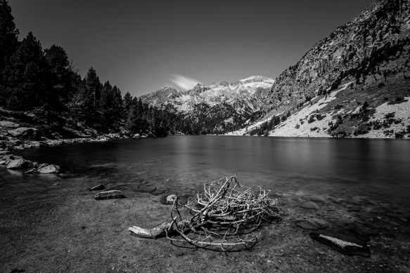 Pirineos Estany Llong