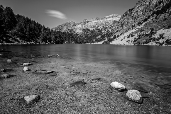 Pirineos Estany Llong2