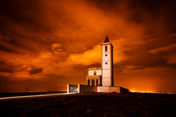 Iglesia de las Salinas_Cabo de Gata