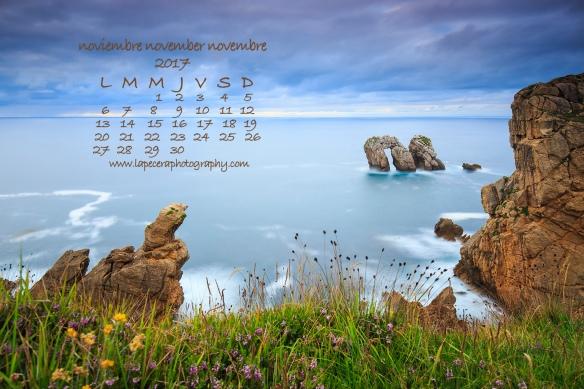 CalendarioNoviembre2017