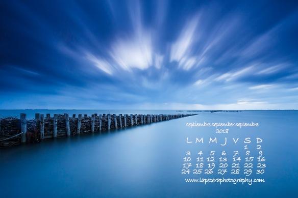 CalendarioSeptiembre2018