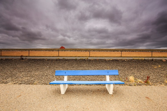 Dagebüll bench