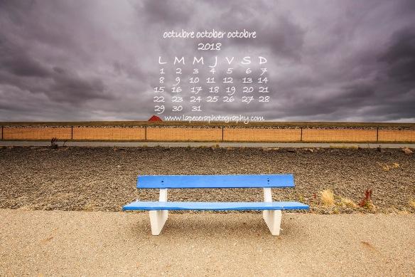 CalendarioOctubre2018