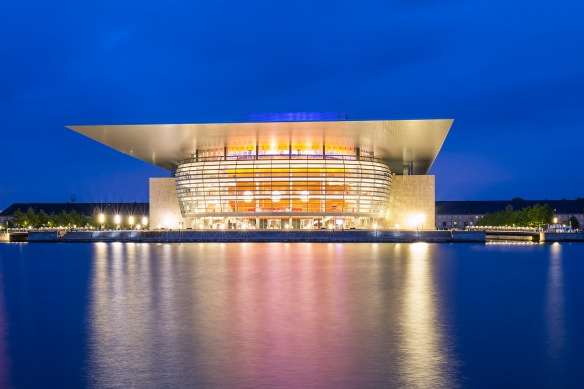 Opera House Copenhague