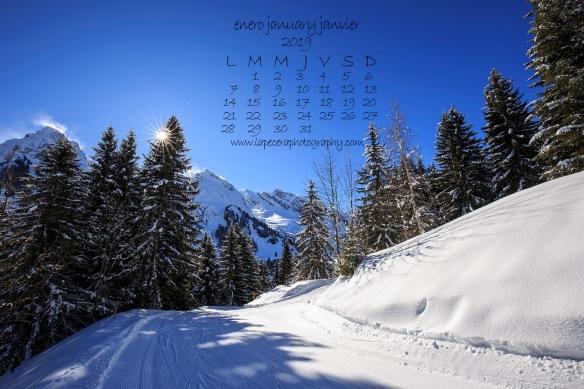 CalendarioEnero2019