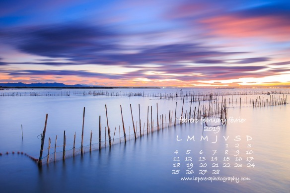 CalendarioFebrero2019